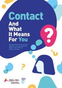 contact and what it means for you information for chilkdren and young people who have been adopted or are in care about contact with brothers and sisters