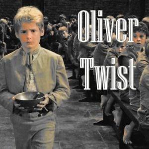 Oliver Twist – Bachgen bach yn y ddinas fawr ddrwg